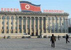 N. Korean leader Kim's birthday marked in calm atmosphere