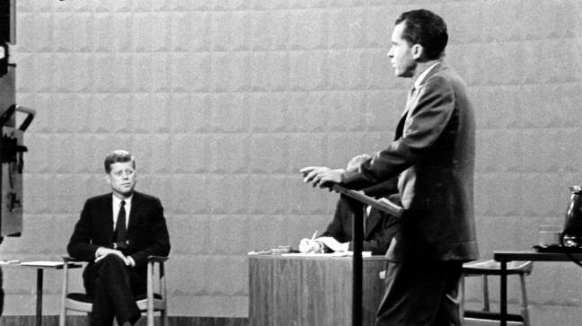 "nixon and political rhetoric Trump/nixon: the parallels are startling  political enemies the rise  trump would use richard nixon's famous ""law and order"" rhetoric during his 1968."