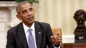 President Obama: 'I'm the man.'