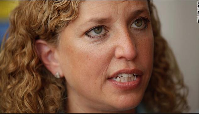 Eat Your Own Words, Debbie Wasserman Schultz