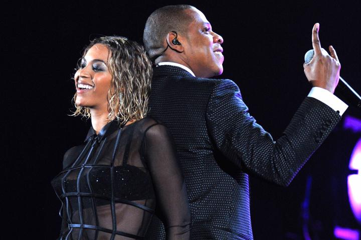 Trouble in paradise? Beyoncé-Jay Z public sex romp not unprecedented in la-la land