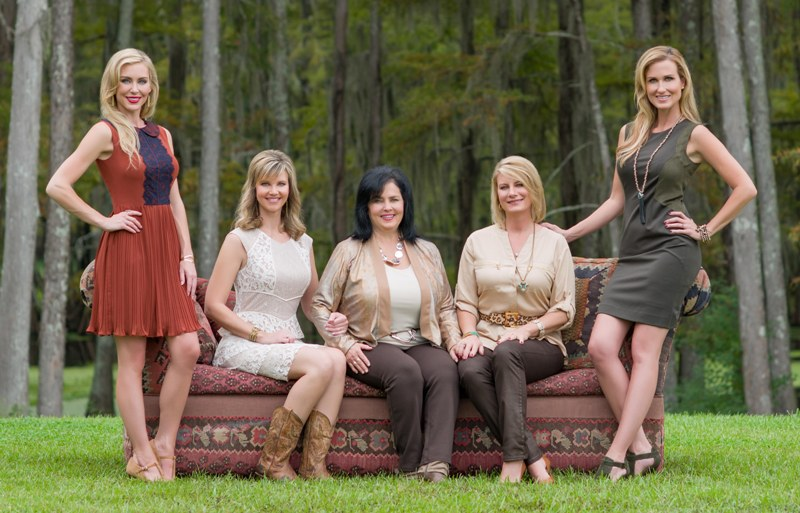 How the ladies of Duck Dynasty get along, and how their families cope