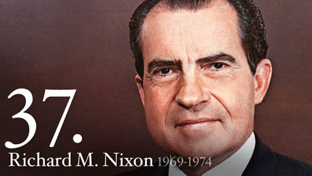 Memories of the real Nixon, from his last days 20 years ago