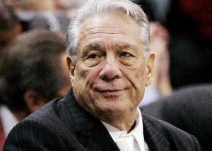 Donald Sterling.  /AP