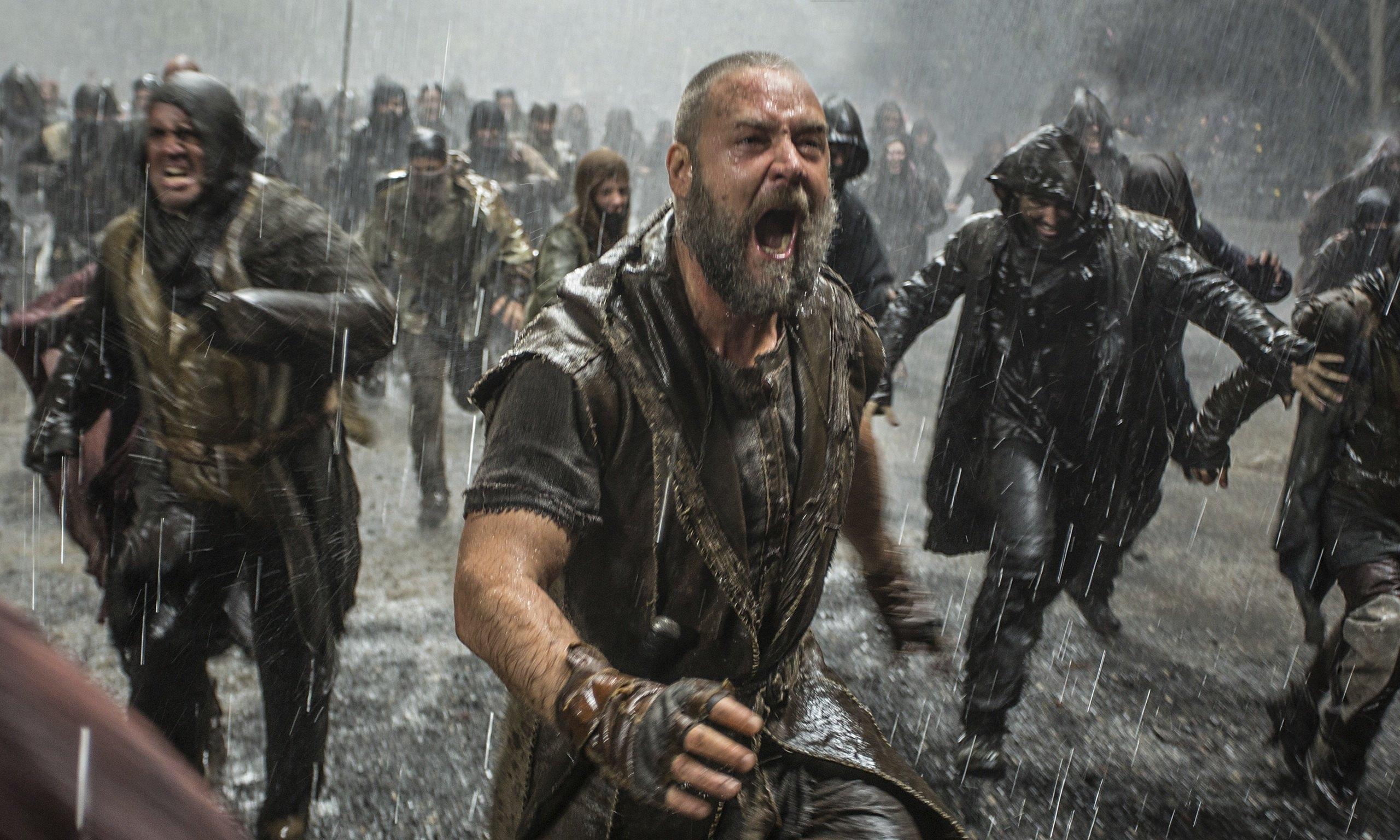 Noah: Brilliant anti-God, tree-hugger propaganda