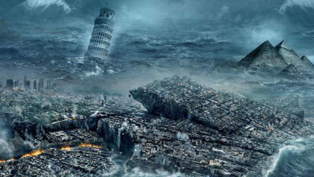 'As it was in the days of Noah': Author sees parallels to 'pandemic godlessness' of that time