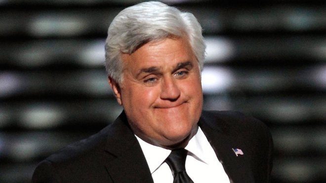 Why Jay Leno disappeared . . .