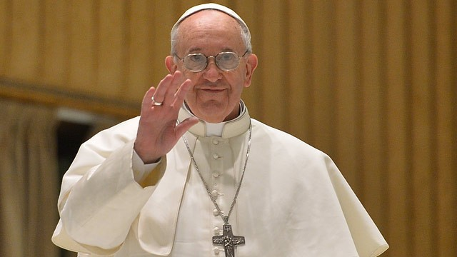 'Constant' refrain from popular Pope Francis: 'Look out because the Devil is present'