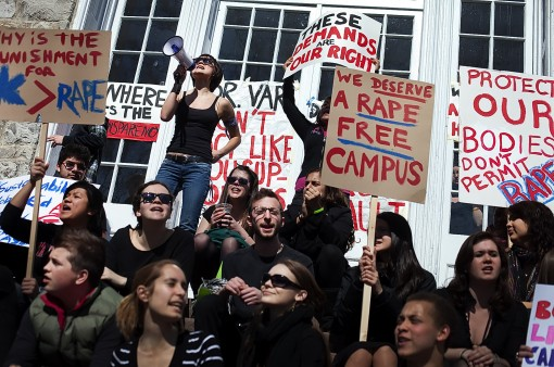 Real life consequences from sexual Utopias on campus