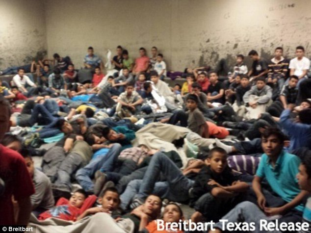 Obama's new use for military bases: Illegal alien dumping grounds