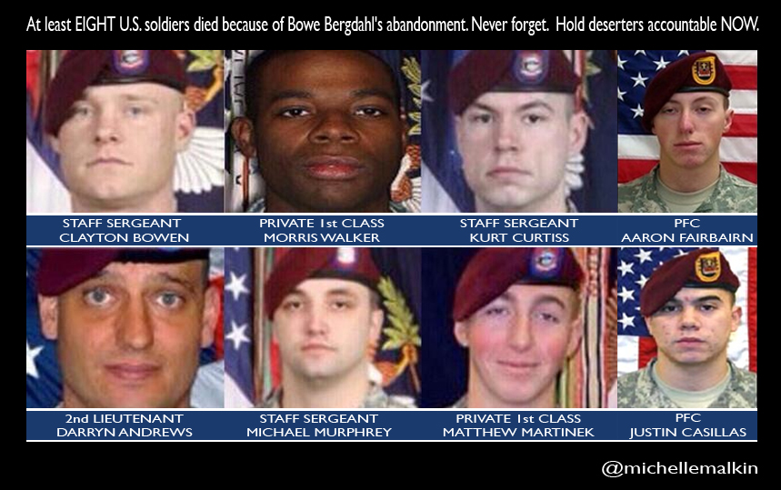 Unreported except here: Bowe Bergdahl's desertion