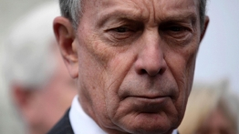 Only one newspaper covered Bloomberg's speech about the muzzling of conservative voices