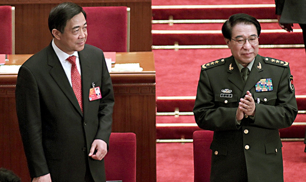 Powerful PLA general ousted as yet another power struggle rattles CCP