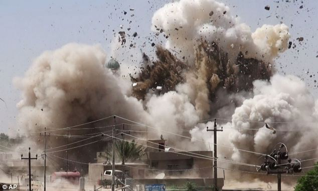 Not sacred: Jonah's tomb, Shi'ite shrines obliterated by ISIS