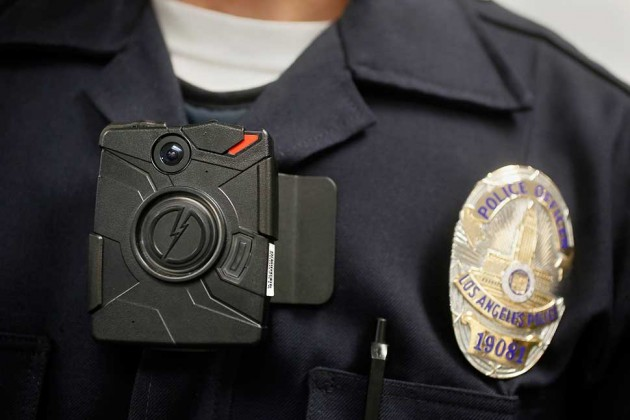 Police cameras would capture justice for the guilty — be they cop or civilian