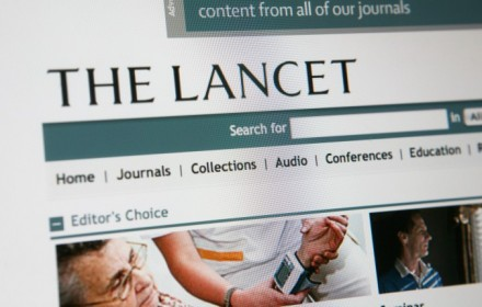 Calling evil good, and good evil: A once-great British medical journal attacks Israel