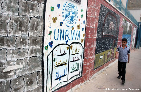 Time to cut Palestinians from the UNRWA umbilical cord