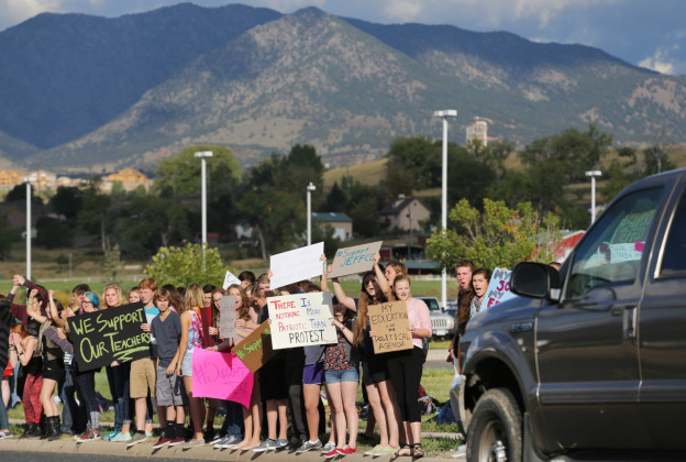 'A' is for agitation at Jefferson County, Colorado schools