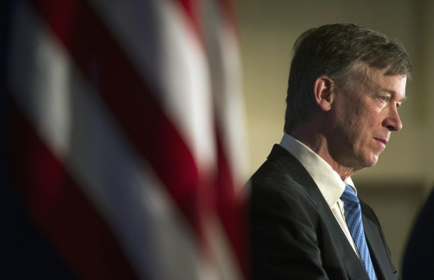 Why Colorado's gutless governor is in trouble