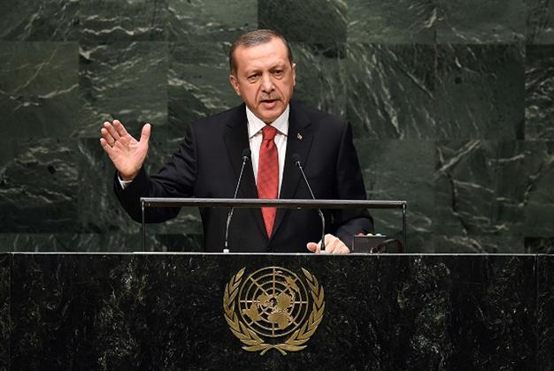 Egypt accuses Turkey's Erdogan of supporting terrorism after UN speech