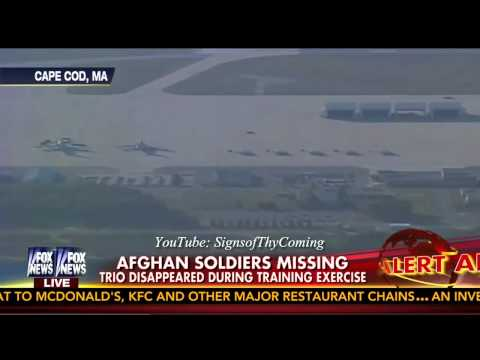 Am I the only American curious about those Afghans soldiers who went AWOL in this country?
