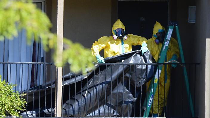 Ebola and the diversity plague: Stuck on open-borders stupid
