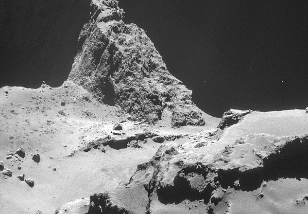 European probe lands successfully on comet 67P