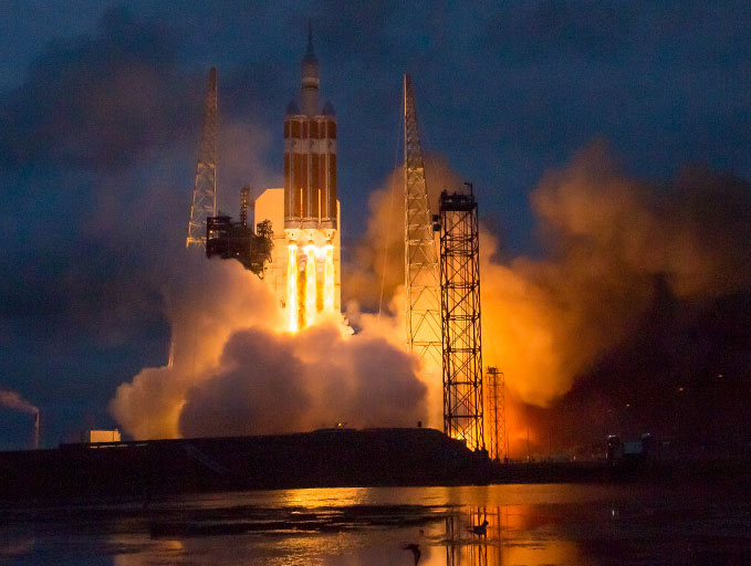 Orion's little-noticed, record-breaking flight