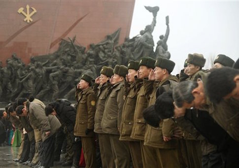 Former North Korean soldier tells of extreme hunger in the ranks