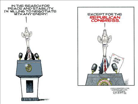 'Smart diplomacy', Part 4,767 . . .