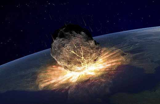 About that asteroid due to hit the Earth in September . . .