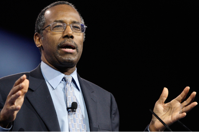 They really hate Ben Carson