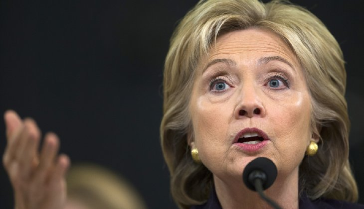 Hillary 2.0 has evolved . . . to a world-class liar