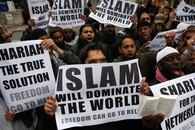 No problem? Poll show majorities in Muslim countries 'very worried' about militant Islam