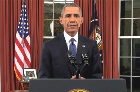 President's Obama's speech: Often wrong but never in doubt