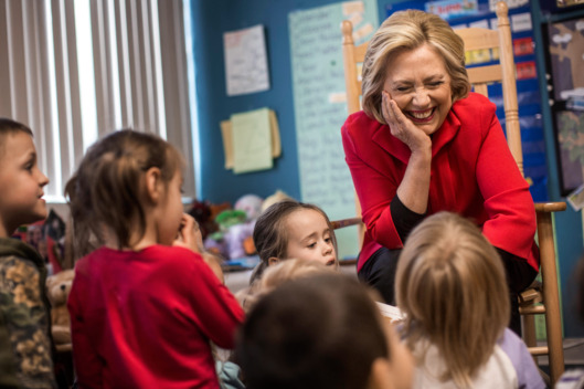 Hillary's lesson for our daughters: Gender matters, not character