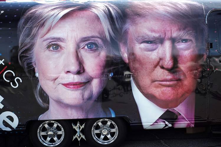 Trump's tax plan vs Clinton's 'trickle-down government'? No contest