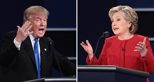 'Miss Piggy?' Please; A look at the overlooked substance in the first debate