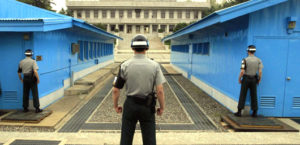 Nowhere in the world are tensions between the Left and the Right more starkly revealed than at the DMZ between North and South Korea.