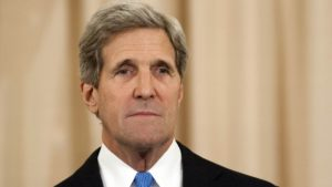 Please Prize nominee John Kerry.