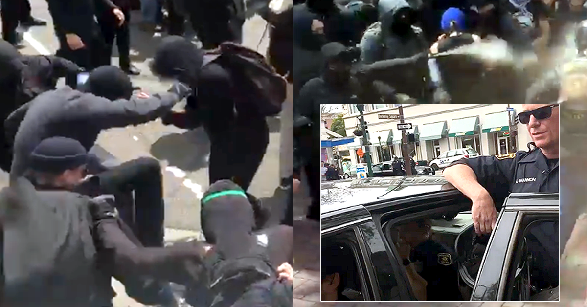 Second Civil War update: Why the violence from the Left is being encouraged, not stopped