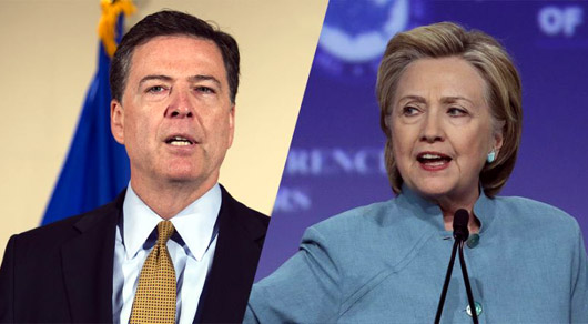 Comey cleared Hillary 3 months after Obama said she should be cleared