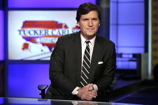 Tucker Carlson: The FBI is 'out of control'