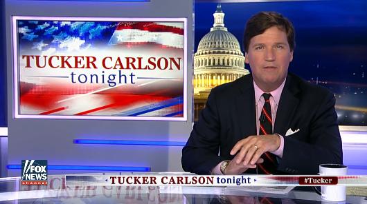 Tucker Carlson: Show us the files
