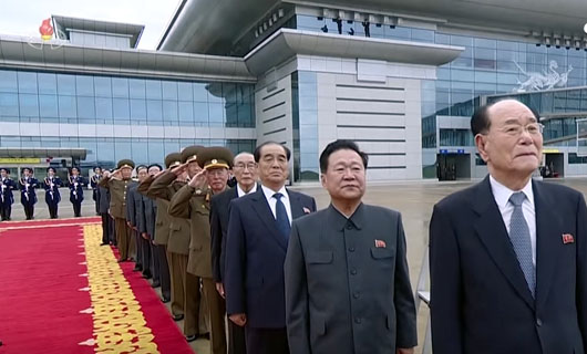 Kim Jong-Un's send-off and great adventure: As seen from N. Korea