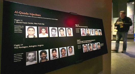 September 11: Things remembered, things forgotten