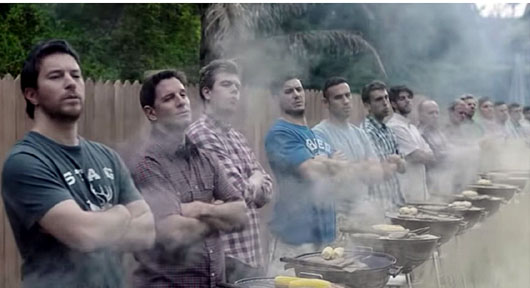 Gillette commercial explains 'what it means to be a man' to red-blooded American beasts