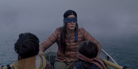 Netflix pleads with fans to stop Bird Box challenge
