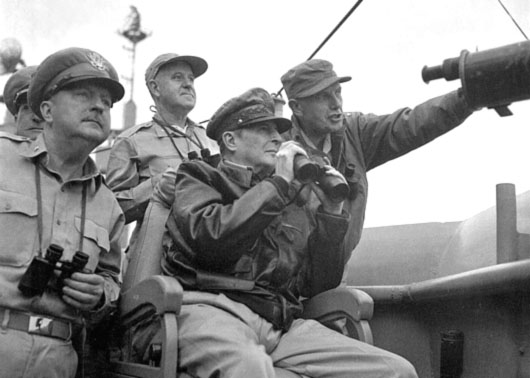 MacArthur: Taxation, like communism, saps the 'adventurous spirit of the American people'