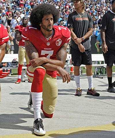 New pro football league wanted Colin Kaepernick, but his price tag was too high